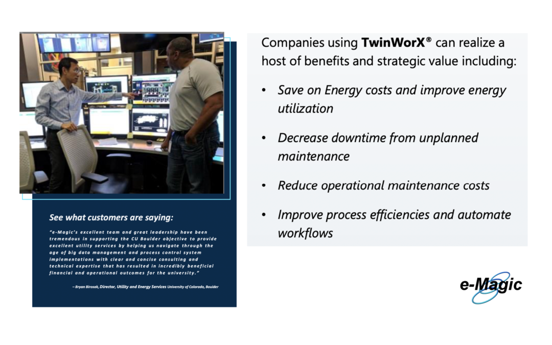 TwinWorX® Explore: Visualization of IoT Information