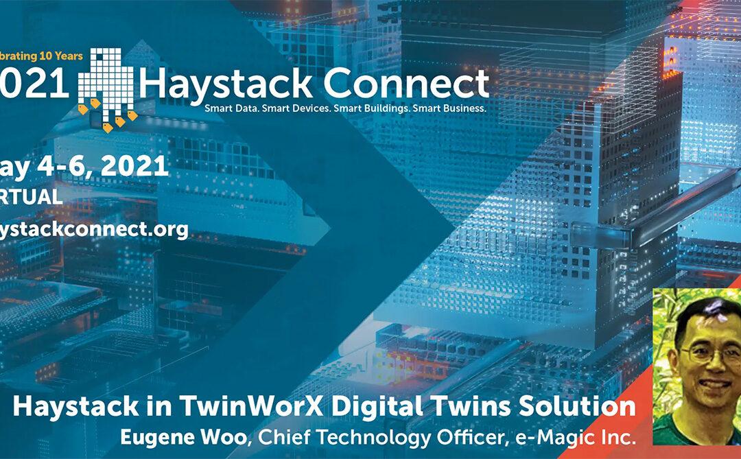 Haystack Connect : Eugene Woo